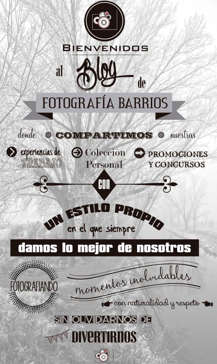 Fotografía Barrios El blog