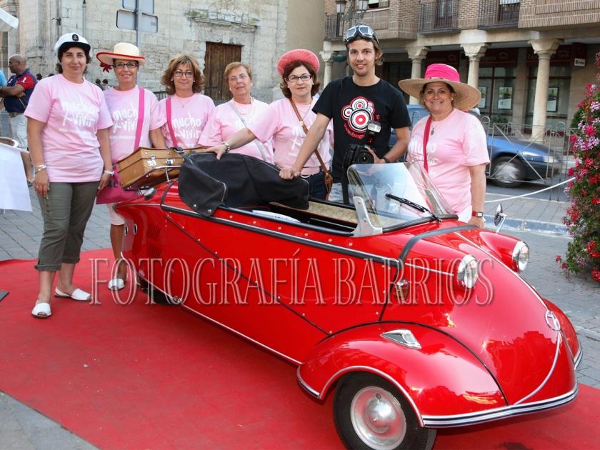 voluntarias AECC Rioseco