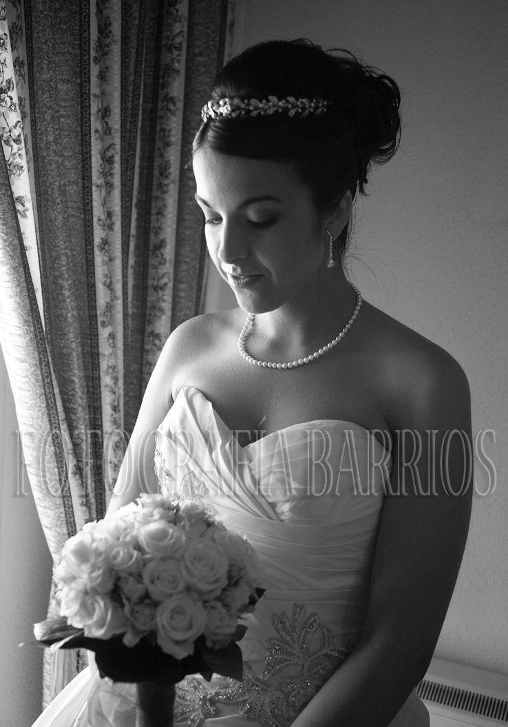 foto novia Rioseco