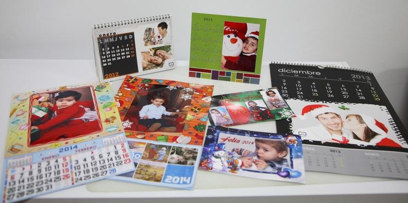 calendarios navidad