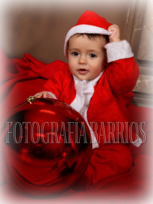 fotos navidad niños