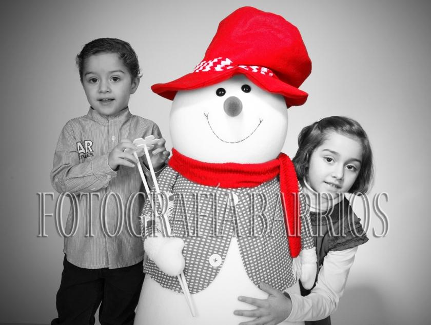 navidad fotografías