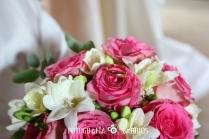 fotos boda ramo alianzas