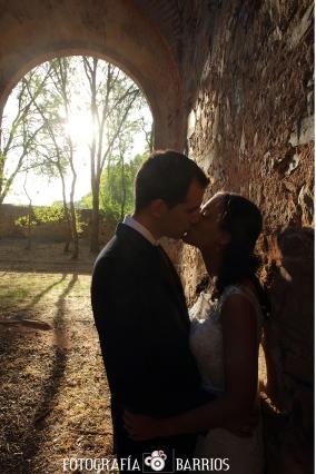 reportaje novios boda