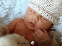 fotografía recién nacido