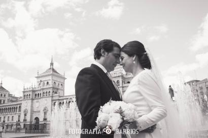 boda reportaje fotos Valladolid